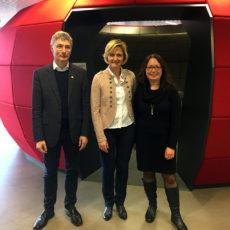 Deutsch-dänische Zusammenarbeit zwischen Hochschulen und Industrie zum Wohle der Region