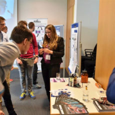 RollFlex på New Energy fair i Husum, marts 2019
