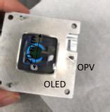 Organische Optoelektronik in Fluoreszenzmesstechnik