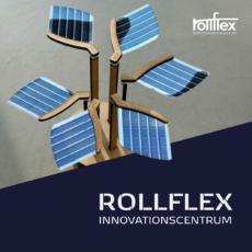 RollFlex-brochure som afrunding på projektet
