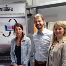RollFlex project exhibition at Phi-Stone showroom